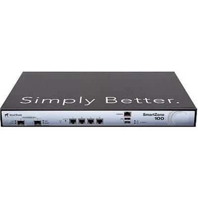 Adquiere tu Switch Ruckus SmartZone 100, 1RU, 4 LAN GbE, Consola, USB, L2/3/4 en nuestra tienda informática online o revisa más modelos en nuestro catálogo de Switch de distribución Ruckus