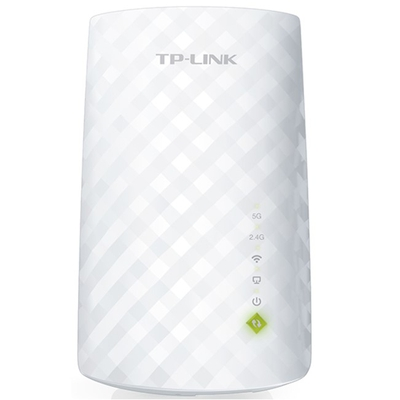 Adquiere tu Extensor de Señal Inalámbrico TP-Link AC750, Indoor, 2.4 GHz, 5 GHz, 802.11 b/g/n/ac. en nuestra tienda informática online o revisa más modelos en nuestro catálogo de Repetidores WiFi TP-Link