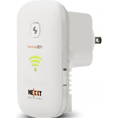 Adquiere tu Extensor de Señal, Nexxt Kronos 301, 300 Mbps, IEEE 802.11n, Wifi en nuestra tienda informática online o revisa más modelos en nuestro catálogo de Repetidores WiFi Nexxt