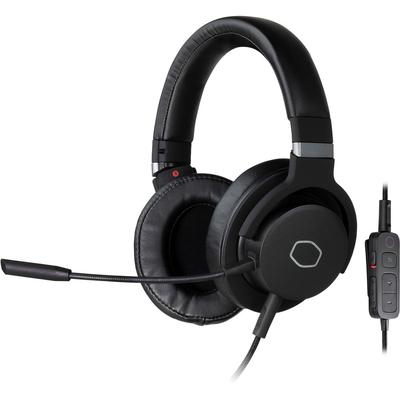 Adquiere tu Auriculares Cooler Master MH752 C/Micrófono, Sonido 7.1, USB, 1.5 Metros, 3.5mm en nuestra tienda informática online o revisa más modelos en nuestro catálogo de Auriculares y Headsets Cooler Master