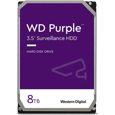 """Adquiere tu Disco duro Western Digital Purple Pro WD8001PURP, 8TB, SATA, 7200rpm, 3.5"""", Cache 256MB en nuestra tienda informática online o revisa más modelos en nuestro catálogo de Discos Duros 3.5"""" Western Digital"""