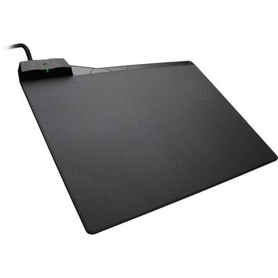 Adquiere tu Mouse pad Corsair MM1000, carga inalámbrica, superficie dura micro-textura. en nuestra tienda informática online o revisa más modelos en nuestro catálogo de Mouse Pads Corsair