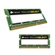 Adquiere tu Memoria Ram Corsair CMSO4GX3M1C1600C11, 4GB DDR3L, SODIMM, 1600MHz, CL11, 1.35V. en nuestra tienda informática online o revisa más modelos en nuestro catálogo de SODIMM DDR3 Corsair
