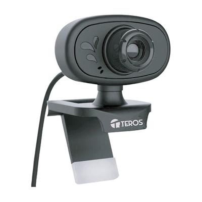 Adquiere tu Cámara web Teros TE-9054, hasta 480p, micrófono incorporado, USB 2.0. en nuestra tienda informática online o revisa más modelos en nuestro catálogo de Cámaras Web Teros