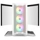Adquiere tu Case Lian Li LANCOOL II MESH WHITE ARGB, Vidrio Templado, USB 3.0 en nuestra tienda informática online o revisa más modelos en nuestro catálogo de Cases Lian Li