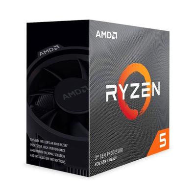 Adquiere tu Procesador AMD Ryzen 5 3600, 3.60GHz, 32MB L3, 6 Core, AM4, 7nm, 65W. en nuestra tienda informática online o revisa más modelos en nuestro catálogo de AMD Ryzen 5 AMD