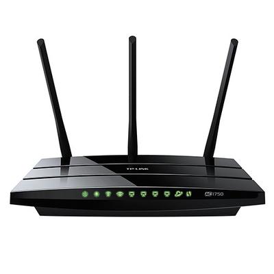 Adquiere tu Router Inalambrico TP-LINK ARCHER C7 AC1750, Gigabit, Doble Banda, 5 Dbi, x3 Antenas en nuestra tienda informática online o revisa más modelos en nuestro catálogo de Routers TP-Link