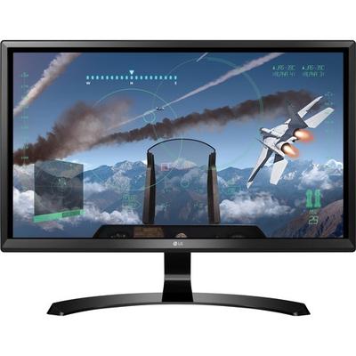 """Adquiere tu Monitor LG 24UD58, 24"""" IPS 4K UHD, 3840 x 2160, HDMI / DisplayPort. en nuestra tienda informática online o revisa más modelos en nuestro catálogo de Monitores LG"""