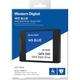 """Adquiere tu Disco Duro Sólido Western Digital WD Blue SSD, 4TB, SATA 6.0 Gbps, 2.5"""", 7mm. en nuestra tienda informática online o revisa más modelos en nuestro catálogo de Discos Sólidos 2.5"""" Western Digital"""