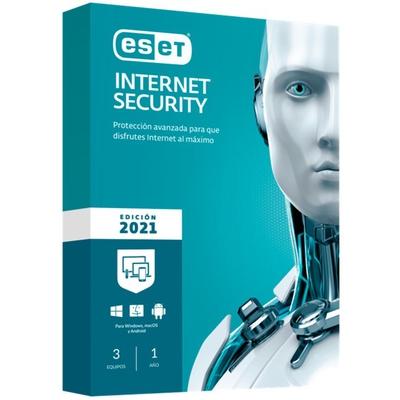 Adquiere tu Antivirus ESET Internet Security 2021, 10 PCs, Licencia Virtual (ESD), 1 año en nuestra tienda informática online o revisa más modelos en nuestro catálogo de Antivirus ESET