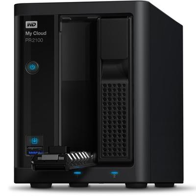 Adquiere tu Disco Duro en red Western Digital My Cloud PR2100, 4GB, 2 bahias, GbE. en nuestra tienda informática online o revisa más modelos en nuestro catálogo de Servidores NAS / SAN Western Digital