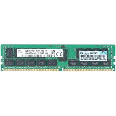 Adquiere tu Memoria Ram HPE 32GB, (1x32GB) Dual Rank, PC4 2400T-R, DDR4-2400, CAS-17-17-17 en nuestra tienda informática online o revisa más modelos en nuestro catálogo de Memorias Propietarias HP Enterprise