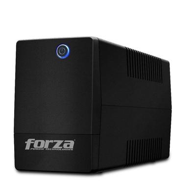Adquiere tu UPS Forza NT-512U, 500VA, 250W, Interactivo,  230V AC, 220V AC en nuestra tienda informática online o revisa más modelos en nuestro catálogo de UPS Interactivo Forza