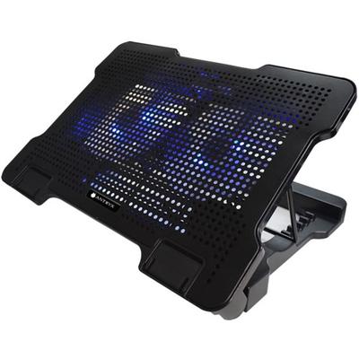 Adquiere tu Cooler para Laptop Antryx Xtreme Air N300, soporta 12″ hasta 15.6″. Negro en nuestra tienda informática online o revisa más modelos en nuestro catálogo de Coolers Antryx