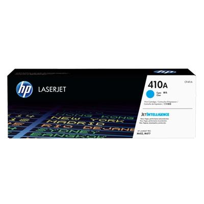 Adquiere tu Toner HP 410A, LaserJet M452DW, M477fdw, Cyan (2.300pag.) en nuestra tienda informática online o revisa más modelos en nuestro catálogo de Toners HP