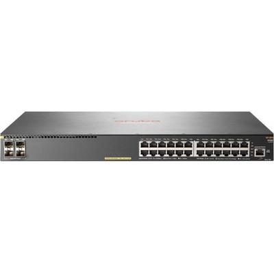 Adquiere tu Switch HP Aruba 2930F, 48 RJ-45 GbE, 4 SFP, 48 puertos, PoE. en nuestra tienda informática online o revisa más modelos en nuestro catálogo de Switch de distribución HP