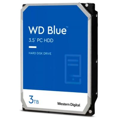 """Adquiere tu Disco duro Western Digital WD Blue, 3TB, SATA 6.0 Gb/s, 256 MB Cache, 5400 RPM, 3.5"""". en nuestra tienda informática online o revisa más modelos en nuestro catálogo de Discos Duros 3.5"""" Western Digital"""