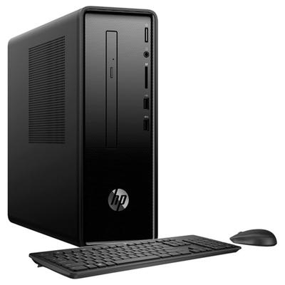 Adquiere tu Computadora HP Slim Desktop 290-p004la, Intel Core i5-8400 2.80GHz, 8GB DDR4, 1TB SATA. Free DOS en nuestra tienda informática online o revisa más modelos en nuestro catálogo de PC de Escritorio HP Compaq
