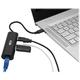 Adquiere tu Hub USB Tripp-Lite U460-003-3A1GB, Tipo C a x3 USB 3.1, x1 RJ45, 5 Gbps. en nuestra tienda informática online o revisa más modelos en nuestro catálogo de Hubs USB TRIPP-LITE