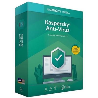 Adquiere tu Antivirus Kaspersky, 1PC, licencia 1 año, Presentación en caja. en nuestra tienda informática online o revisa más modelos en nuestro catálogo de Antivirus Kaspersky