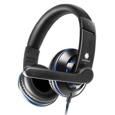 Adquiere tu Audífonos con Micrófono Antryx Xtreme GH-350, 2.1. Azul en nuestra tienda informática online o revisa más modelos en nuestro catálogo de Auriculares y Headsets Antryx