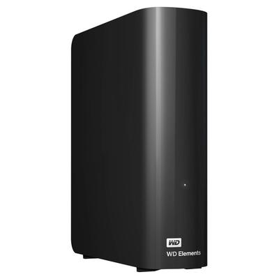 """Adquiere tu Disco duro externo Western Digital Elements Desktop, 4TB, USB 3.0, negro. en nuestra tienda informática online o revisa más modelos en nuestro catálogo de Discos Duros 3.5"""" Western Digital"""