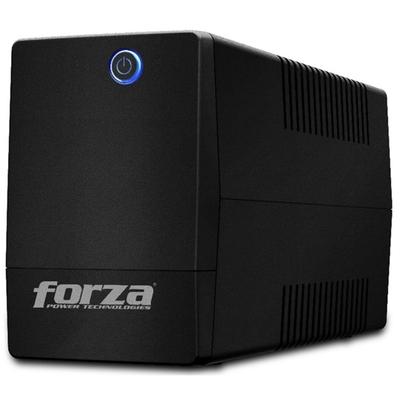 Adquiere tu UPS Forza NT-752U, 750VA, 375W. Interactivo en nuestra tienda informática online o revisa más modelos en nuestro catálogo de UPS Interactivo Forza