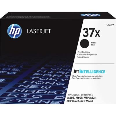 Adquiere tu Toner HP 37X, LaserJet M631, M632, M633, M608, M609 , negro (25K) en nuestra tienda informática online o revisa más modelos en nuestro catálogo de Toners HP