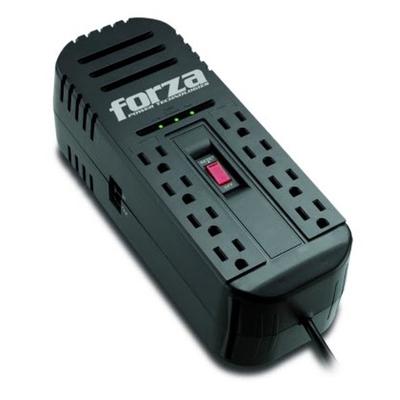 Adquiere tu Estabilizador Forza FVR-2202, 2200VA, 1100W, 220V, 4 tomas universales NEMA en nuestra tienda informática online o revisa más modelos en nuestro catálogo de Estabilizadores Forza