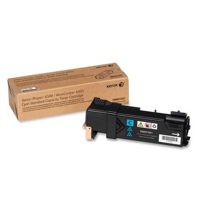 Adquiere tu Toner Xerox Phaser 6500, Workcentre 6505 (2.5K) Cyan. en nuestra tienda informática online o revisa más modelos en nuestro catálogo de Toners Xerox
