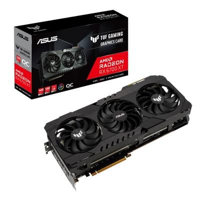 Adquiere tu Tarjeta de video ASUS TUF GAMING Radeon RX 6700 XT OC Edition 12GB GDDR6, 192 bit en nuestra tienda informática online o revisa más modelos en nuestro catálogo de Tarjetas de Video Asus