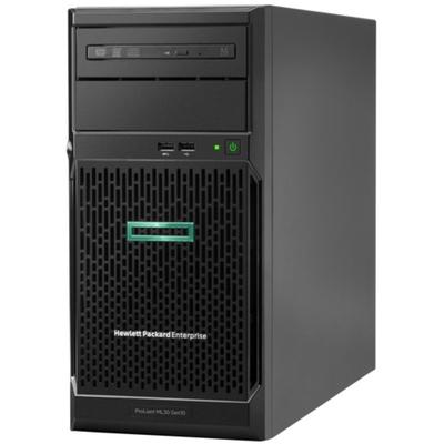 """Adquiere tu Servidor HPE ProLiant ML30, Intel Xeon E-2124 3.30GHz, 8GB DDR4, 3.5"""", SATA. No incluye Sistema Operativo en nuestra tienda informática online o revisa más modelos en nuestro catálogo de Servidores Torre HP"""