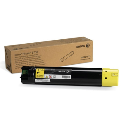 Adquiere tu Toner Xerox para Phaser 6700, amarillo (12K) en nuestra tienda informática online o revisa más modelos en nuestro catálogo de Toners Xerox