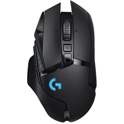 Adquiere tu Mouse inalámbrico Gamer Logitech G502 LightSpeed, 16 000 dpi, 11 botones programables, USB en nuestra tienda informática online o revisa más modelos en nuestro catálogo de Mouse Inalámbrico Logitech