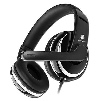 Adquiere tu Audífonos con Micrófono Antryx Xtreme GH-370, 2.1. Plateado en nuestra tienda informática online o revisa más modelos en nuestro catálogo de Auriculares y Headsets Antryx