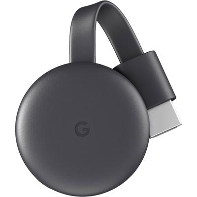 Adquiere tu Google Chromecast 3 FHD HDMI Streaming Media Player, Carbón. en nuestra tienda informática online o revisa más modelos en nuestro catálogo de Complementos Multimedia Google