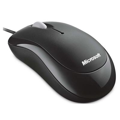 Adquiere tu Mouse USB Microsoft Basic Optical, 800 dpi, Negro, USB, con Scroll en nuestra tienda informática online o revisa más modelos en nuestro catálogo de Mouse USB Microsoft