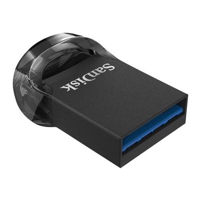 Adquiere tu Memoria USB Sandisk Ultra Fit, 16GB, USB 3.0, Negro en nuestra tienda informática online o revisa más modelos en nuestro catálogo de Memorias USB SanDisk