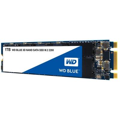 Adquiere tu Disco Duro Sólido Western Digital WD Blue SSD, 1TB, M.2 2280, SATA 6.0 Gbps. en nuestra tienda informática online o revisa más modelos en nuestro catálogo de Discos Sólidos M.2 Western Digital
