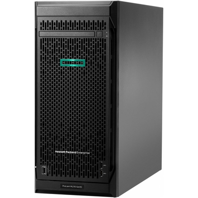 Adquiere tu Servidor HPE ProLiant ML110 Gen10, Intel Xeon Bronze 3204 6-Core, 1.90GHz, 8.25MB L3 Cache, 16GB, 4TB. No incluye Sistema Operativo en nuestra tienda informática online o revisa más modelos en nuestro catálogo de Servidores Torre HP