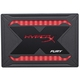 """Adquiere tu Disco Duro Sólido Kingston HyperX Fury RGB SSD, 480GB, SATA 6Gb/s, 2.5"""", 7mm, TLC. en nuestra tienda informática online o revisa más modelos en nuestro catálogo de Discos Sólidos 2.5"""" Kingston"""