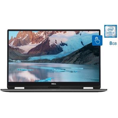 """Adquiere tu Laptop 2 en 1 Dell XPS 13 9365, 13.3"""", táctil, Intel Core i7-8500Y, 1.5 GHz, 16GB LPDDR3, 256GB SSD, Windows 10 Pro en nuestra tienda informática online o revisa más modelos en nuestro catálogo de Laptops Core i7 Dell"""