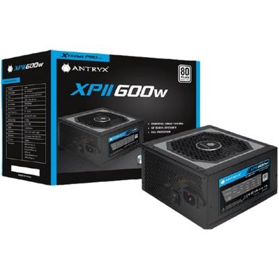 Adquiere tu Fuente de Poder Antryx Xtreme Pro II 600W, 80 Plus White en nuestra tienda informática online o revisa más modelos en nuestro catálogo de Fuentes de Poder Antryx