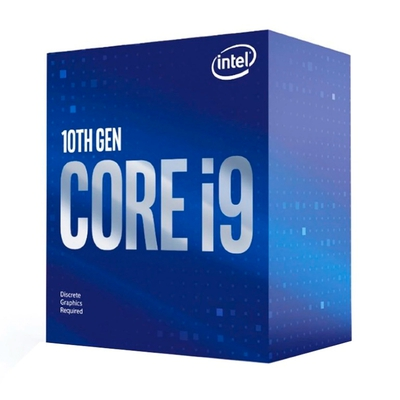 Adquiere tu Procesador Intel Core i9-10900F, 2.80 GHz, 20 MB Caché L3, LGA1200, 65W, 14 nm. en nuestra tienda informática online o revisa más modelos en nuestro catálogo de Intel Core i9 Intel