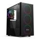 Adquiere tu Case Gamer Teros TE-1153N, Mid Tower, ATX, 550W, Negro, USB 3.0 / 2.0, Audio. en nuestra tienda informática online o revisa más modelos en nuestro catálogo de Cases Teros