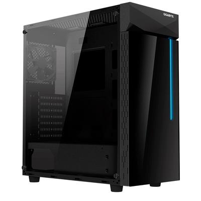 Adquiere tu Case Gamer Gigabyte C200 con Ventana RGB, Mid-Tower, ATX/Micro-ATX/Mini-ITX. Sin Fuente, USB 3.0. Negro en nuestra tienda informática online o revisa más modelos en nuestro catálogo de Cases Gigabyte