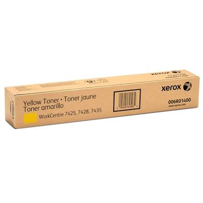 Adquiere tu Toner Xerox WorkCentre 7428, 7435, 7445, amarillo, (15K) en nuestra tienda informática online o revisa más modelos en nuestro catálogo de Toners Xerox