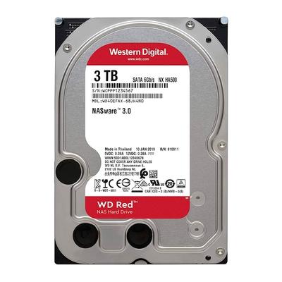 """Adquiere tu Disco duro Western Digital Red NAS WD30EFAX, 3TB, SATA 6.0 Gb/s, 5400 RPM, 3.5"""". en nuestra tienda informática online o revisa más modelos en nuestro catálogo de Discos Duros 3.5"""" Western Digital"""