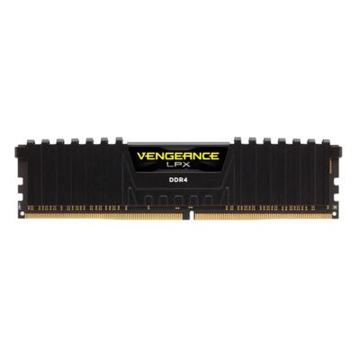 Adquiere tu Memoria Corsair Vengeance LPX, 8GB, DDR4 3200 MHz, PC4-25600, CL-16, 1.35V en nuestra tienda informática online o revisa más modelos en nuestro catálogo de DIMM DDR4 Corsair