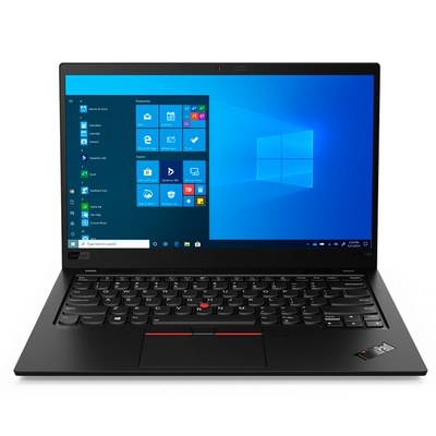"""Adquiere tu Laptop Lenovo ThinkPad X1 Carbon, 14"""" FHD, Intel Core i7-10510U 1.8GHz, 16GB LPDDR3, 512GB SSD. Windows 10 Pro en nuestra tienda informática online o revisa más modelos en nuestro catálogo de Laptops Core i7 Lenovo"""